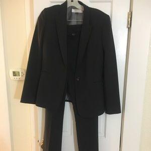 Tahari Women's Pinstripe Suit